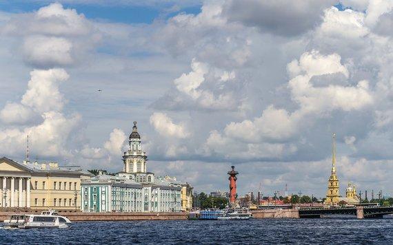 wikipedia.org nuotr./Vasilevskio sala Sankt Peterburge
