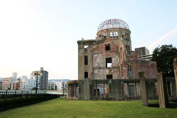 """Kelionių organizatoriaus """"GRŪDA"""" nuotr./Hirošimos taikos memorialas"""
