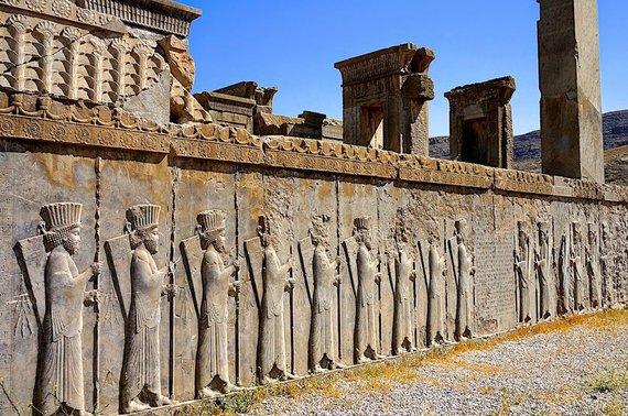 """Kelionių organizatoriaus """"GRŪDA"""" nuotr./Persepolis"""