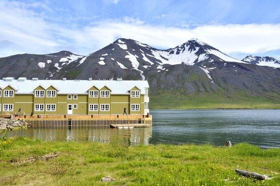 """Kelionių organizatoriaus """"GRŪDA"""" nuotr./Žmogaus ir gamtos idilė Islandijoje"""
