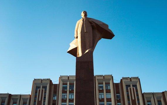 """Kelionių organizatoriaus """"GRŪDA"""" nuotr./Padniestrės """"respublika"""", Tiraspolis"""
