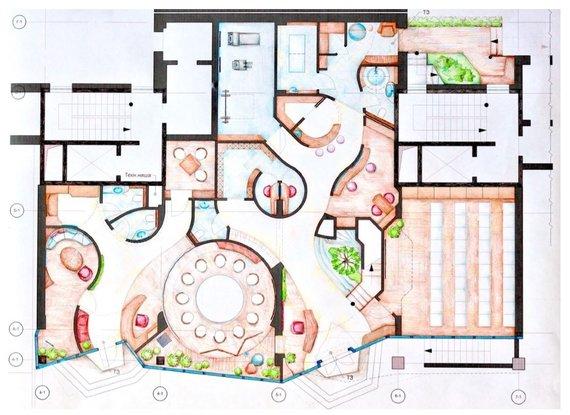 Gleb Usakovkij nuotr./Biuras po pertvarkymo pagal organines architektūros principus