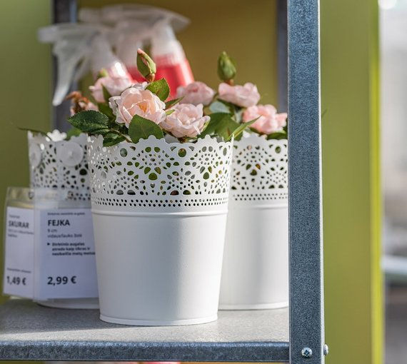 IKEA nuotr./Oranžerija prie IKEA