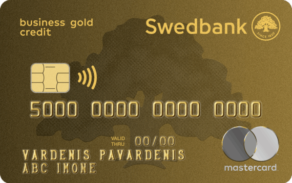 Organizatorių nuotr./Swedbank MC Business gold credit