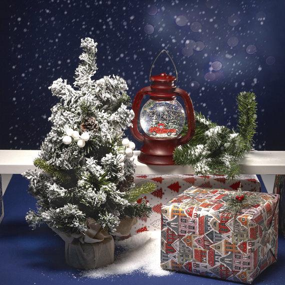 """""""Norfos"""" prekybos tinklo nuotr./Kalėdinė dekoracija"""
