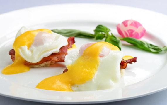 123RF.com nuotr./Benedikto kiaušiniai