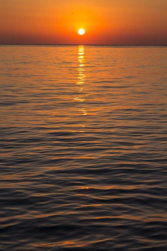 123RF.com nuotr./Saulėtekis Ankonoje