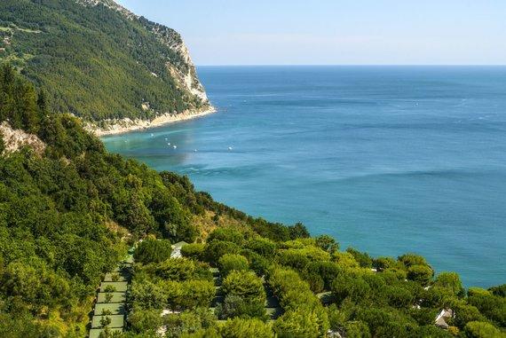 123RF.com nuotr./Ankona, Italija