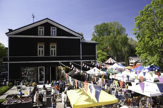 Partnerio nuotr./Maisto festivaliai Latvijoje: ar verta juose apsilankyti?