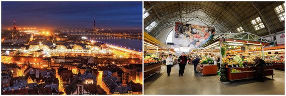 Partnerio nuotr./Pamatykite Rygą vietinių akimis: 10 vietų, kuriose mėgsta lankytis sostinės gyventojai