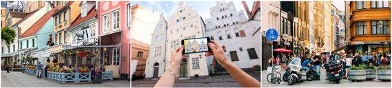 A. Tolstykh / R. Helen / G. Bruev nuotr./Pamatykite Rygą vietinių akimis: 10 vietų, kuriose mėgsta lankytis sostinės gyventojai