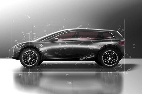 """Partnerio nuotr./""""Dyson"""" žengia į elektromobilių rinką"""