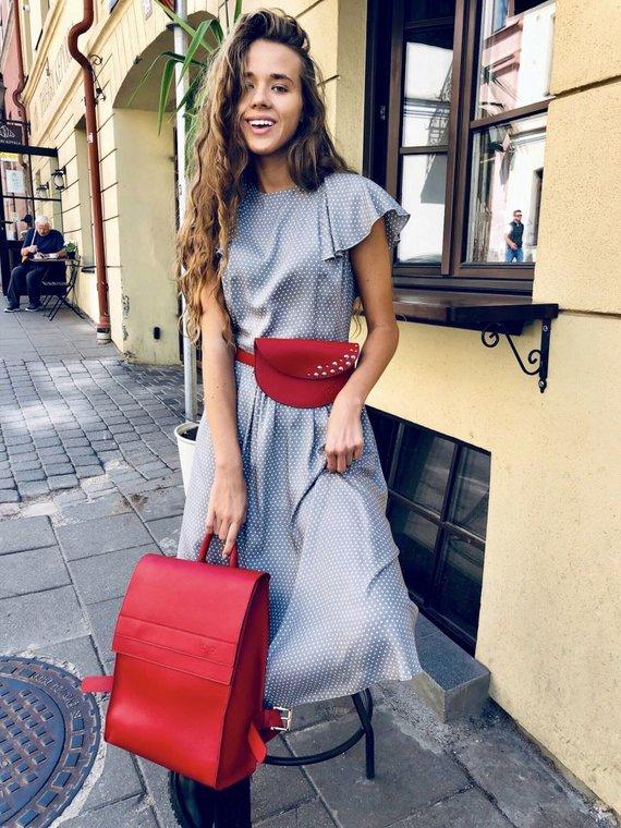 Partnerio nuotr./YCHO – lietuviško dizaino ir itališkos odos draugystė