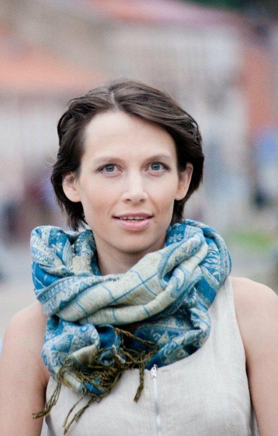 Partnerio nuotr./Vytauto Didžiojo universiteto Gamtos mokslų fakulteto Aplinkotyros katedros docentė dr. Genovaitė Liobikienė