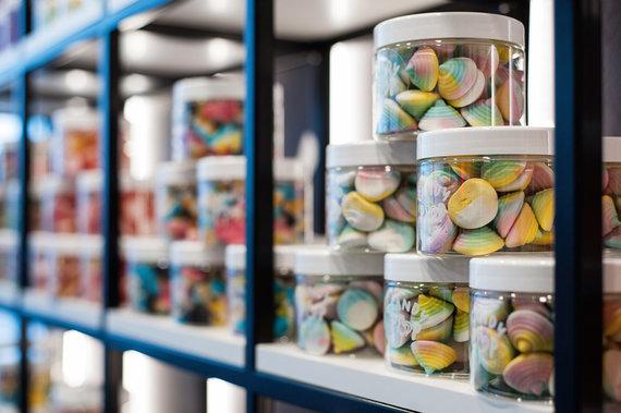 """Partnerio nuotr./""""Candy Pop"""" – vieno berniuko svajonė, virtusi ypatingų saldumynų parduotuve"""