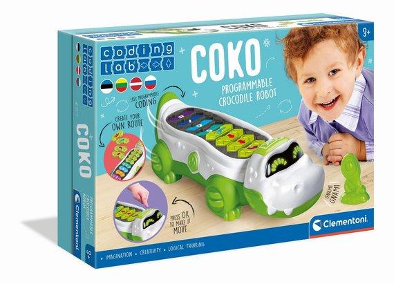 """Partnerio nuotr./""""Clementoni COKO"""" žaidimas"""