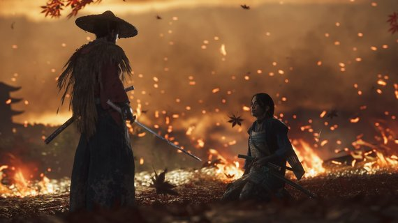 "Partnerio nuotr./""Ghost of Tsushima"""