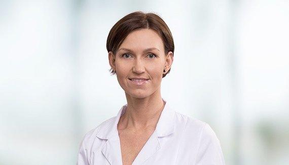 Partnerio nuotr./Gydytoja dietologė Lina Barauskienė