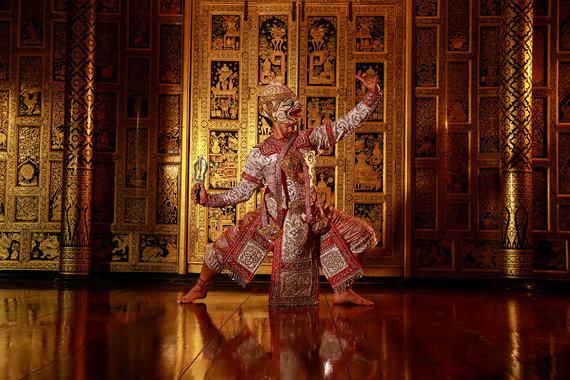 Shutterstock nuotr./Tradicinis šokis
