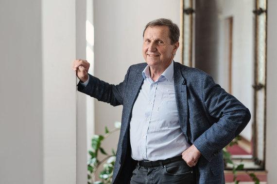 Projekto partnerio nuotr./Vitas Mačiulis