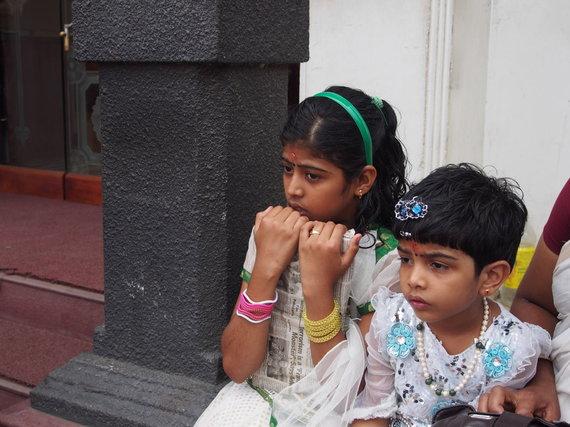 """Kelionių organizatoriaus """"GRŪDA"""" nuotr. /Indijos žmonės"""