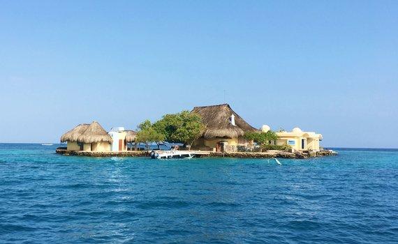 """Kelionių organizatoriaus """"GRŪDA"""" nuotr. /Išvyka laivu Karibų jūroje"""