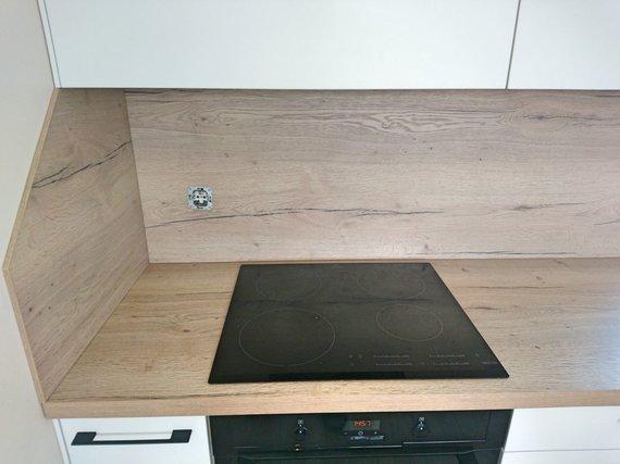 A. Aberalio nuotr. /Aurimo Aberalio (Baldis.lt) gaminti virtuvės baldai