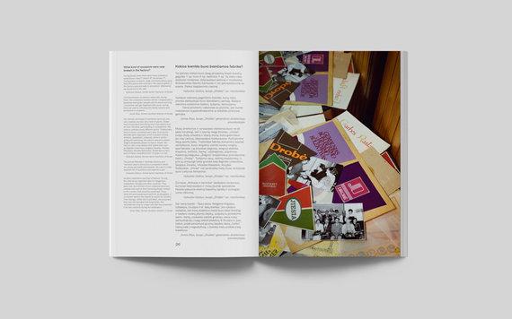 """Marijos Staniulytės nuotr. /Bus pristatytas jau trečiasis žurnalo Kaunui """"Į"""" numeris. Nuotraukose: kūrybinės dirbtuvės ir ekskursija"""
