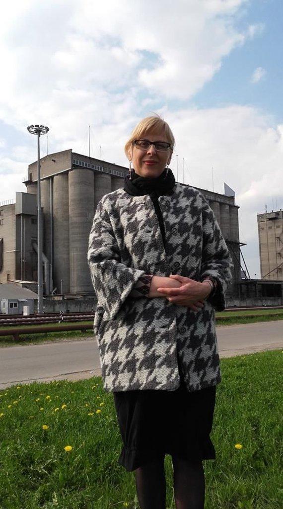 Asmeninio albumo nuotr. /Marijampolės menininkė Jūratė Preikšienė