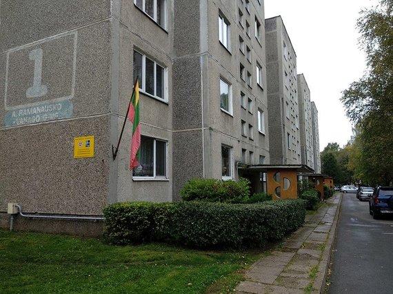 A.Ramanausko-Vanago 1 namas Kaune
