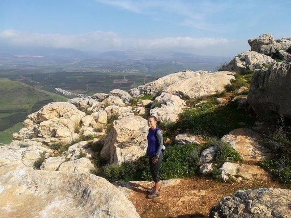 Ingos Prokofjevos nuotr./Pėsčiomis - po Izraelį: didžiausią įspūdį paliko gamta