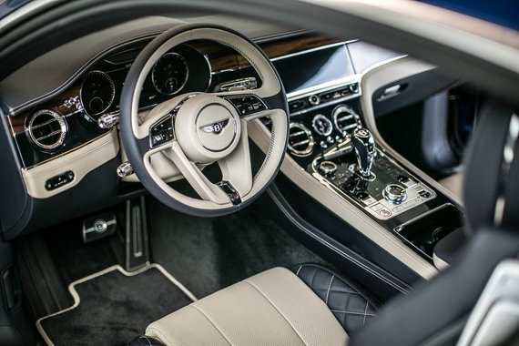 The new Bentley Continental