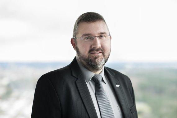 Bendrovės nuotr./Andrius Žiukelis, Draudimo bendrovės BTA Ekspertizių skyriaus vadovas