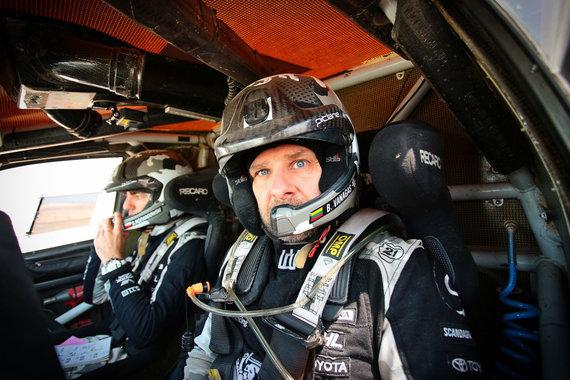 Edgaro Buiko nuotr./Sebastianas Rozwadowskis (kairėje) ir Benediktas Vanagas
