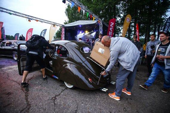 """Egidijaus Babelio nuotr./Automobilių kultūros festivalio """"Chill'n'Grill"""" organizatoriai prabilo apie pokyčius"""