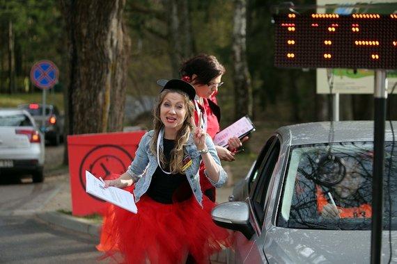 """Organizatorių nuotr./2018-ųjų """"Moterų ralyje"""" panoro dalyvauti 1000 dailiosios lyties atstovių"""