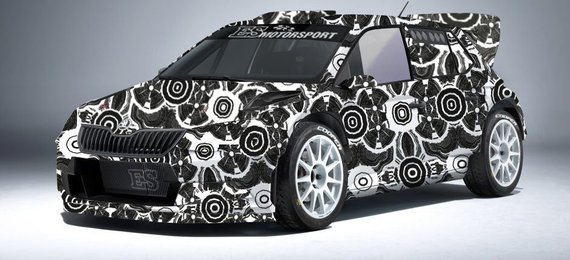 Komandos nuotr./Škoda Fabia WRX