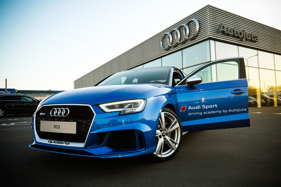 Bendrovės nuotr./Audi RS3