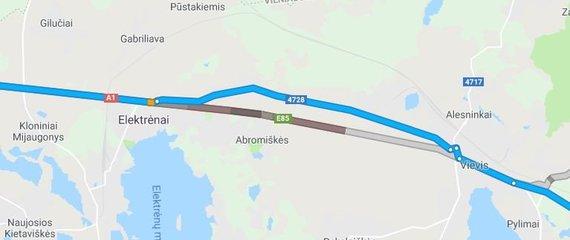 """Google Maps/""""Google Maps"""" rekomendacija"""