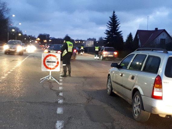 Marijampolės apskr. VPK/Policijos reidas