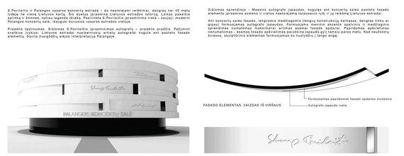Asmeninio albumo nuotr. /Stasio Povilaičio atminimas bus įamžintas Palangos koncertų salės