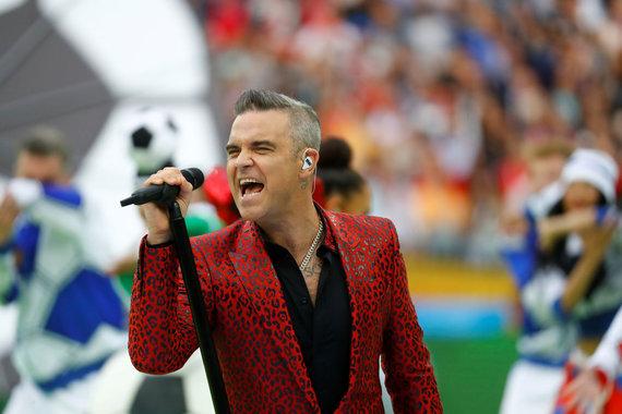 """""""Scanpix"""" nuotr./Robbie Williamsas"""