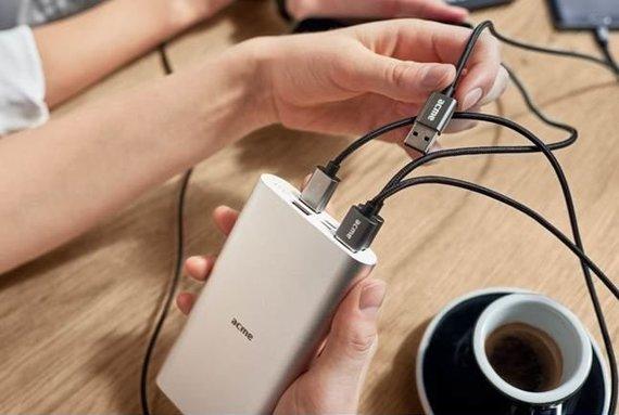 ACME nuotr./Išorinė baterija