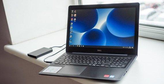 ACC Distribution nuotr./Dell Inspiron 5570 kompiuteris
