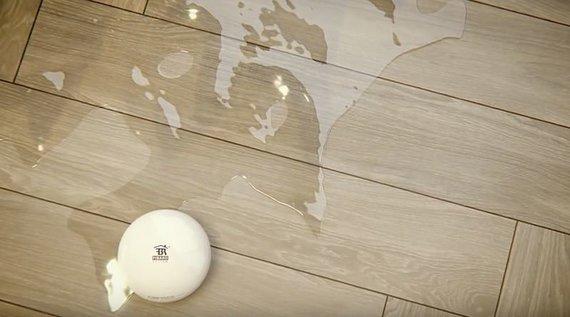 ACC Distribution nuotr./Fibaro vandens užliejimo jutiklis