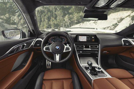 """Gamintojo nuotr./Naujasis """"BMW 8 Coupe"""""""