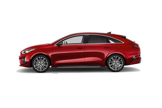 """Gamintojo nuotr./""""Kia Motors"""" pristatyti nauji modeliai"""