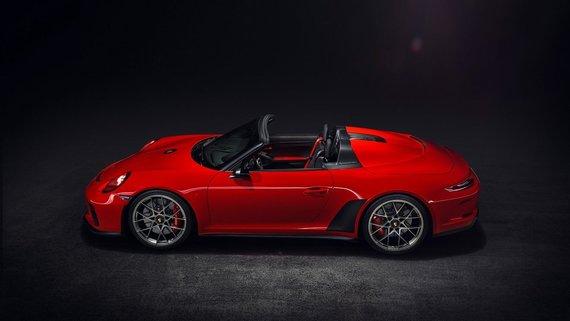 "Gamintojo nuotr./""Porsche 911 Speedster"""