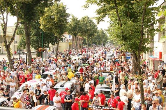 """Organizatorių nuotr./""""Omnitel 1000 km km lenktynės"""""""