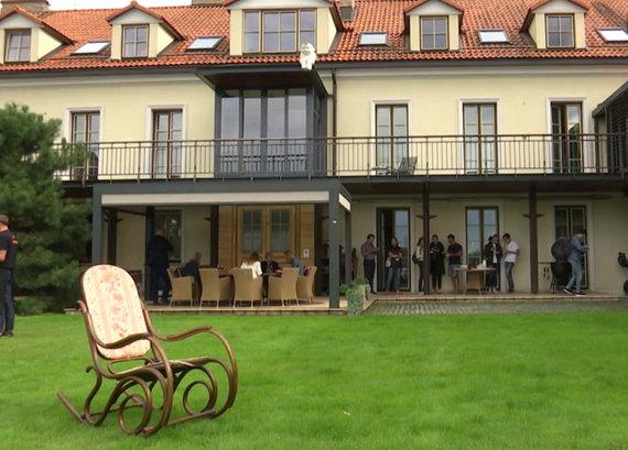 TV3 nuotr./Zuokų namai